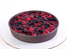 Венский пирог Ягодная поляна