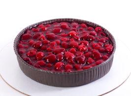 Венский пирог Малиновый
