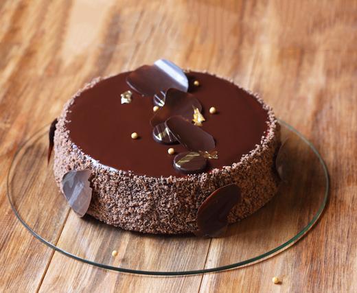 Гель со вкусом шоколада